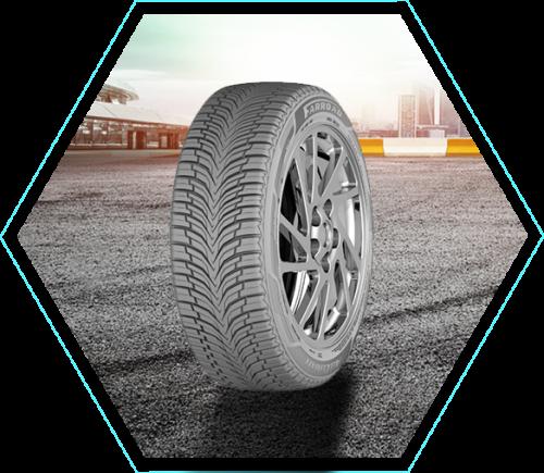 全天候轮胎 ALLCLIMATE AC-1